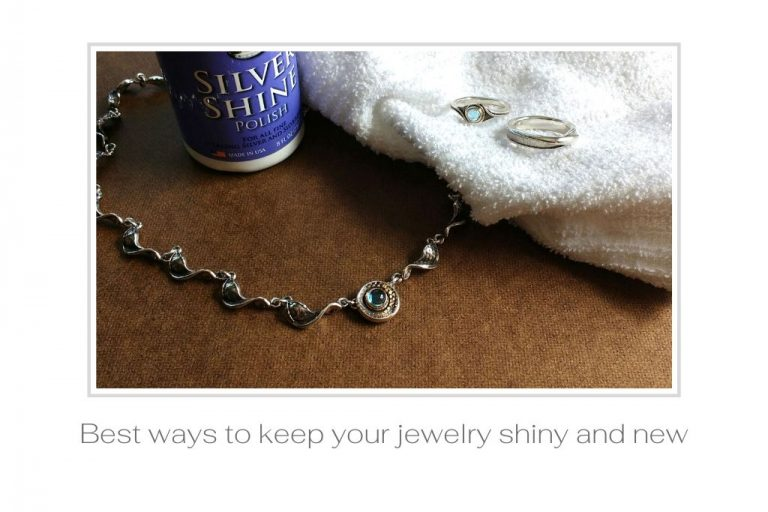 Best ways to keep your jewelry shiny and new